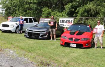 GM Exhaust Contest