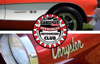 Corvette & Mopar Clubs Can Earn FREE Club Tents