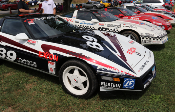 Race Inspired Display Comes to Winter AutoFest in 2020