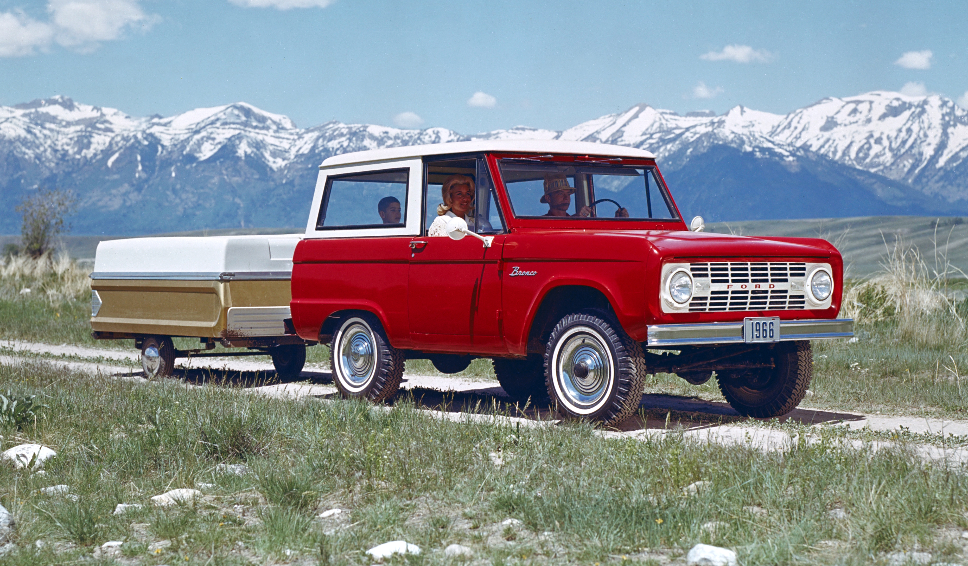 1966 Ford-Bronco
