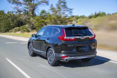 2019 Honda CR_V_Rear_left